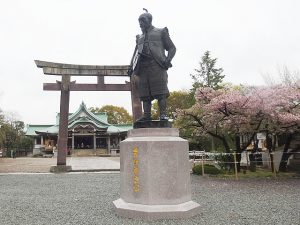 大阪城・豊国神社