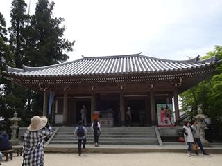 宮島・弥山本堂