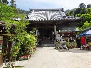 宮島・大聖院・勅願堂