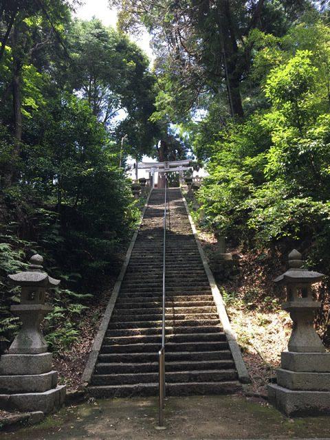 榊山神社(広島県安芸郡熊野町)