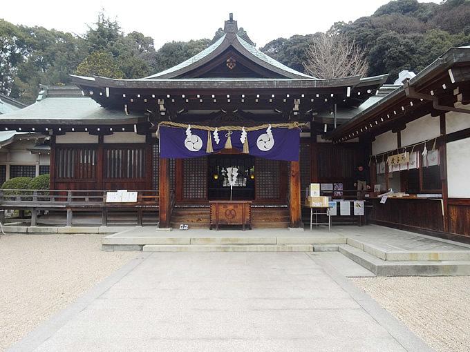 鶴羽根神社(広島市東区)