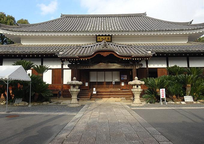 國前寺(広島市東区)
