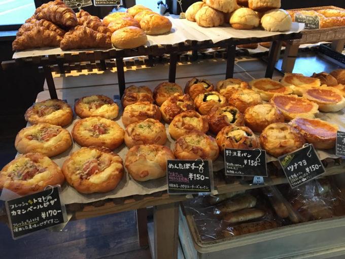 小さなパン屋さんクロリエ(広島市安芸区矢野のパン屋さん)